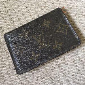 louis vuitton bags lv monogram card holder wallet - Monogram Card Holder